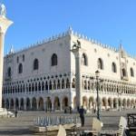 The Doge's Palace of Venice