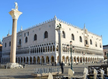 The Doge's Palace of Venice