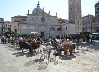Santa Maria Formosa's Square
