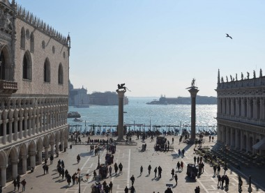 Venice La Piazzetta