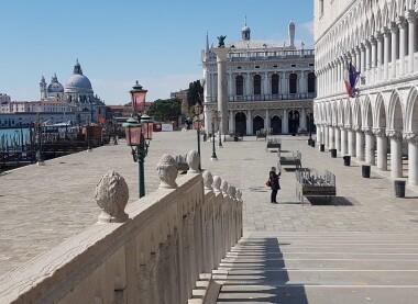 San Marco durante Lockdown
