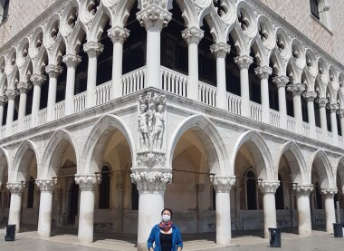 Doges Palace lockdown