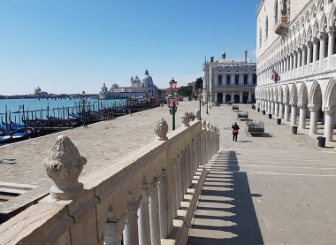 Doges Palace waterfront
