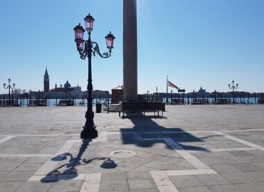 St Mark waterfront
